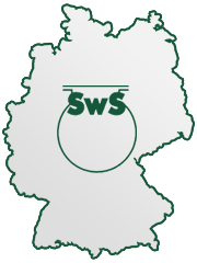 SWS Deutschlandkarte